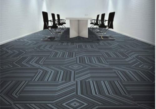 Giles Carpets commercial carpet