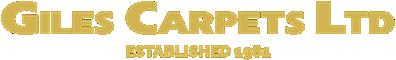 Giles Carpets Logo