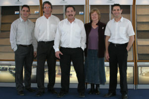 2008 - Giles Carpets Team, Stoddard Road -