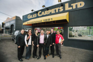2018 - Giles Carpets Carr Road Team